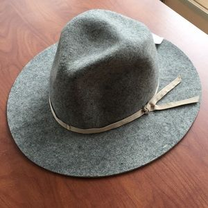Women's Wool Fedora Hat